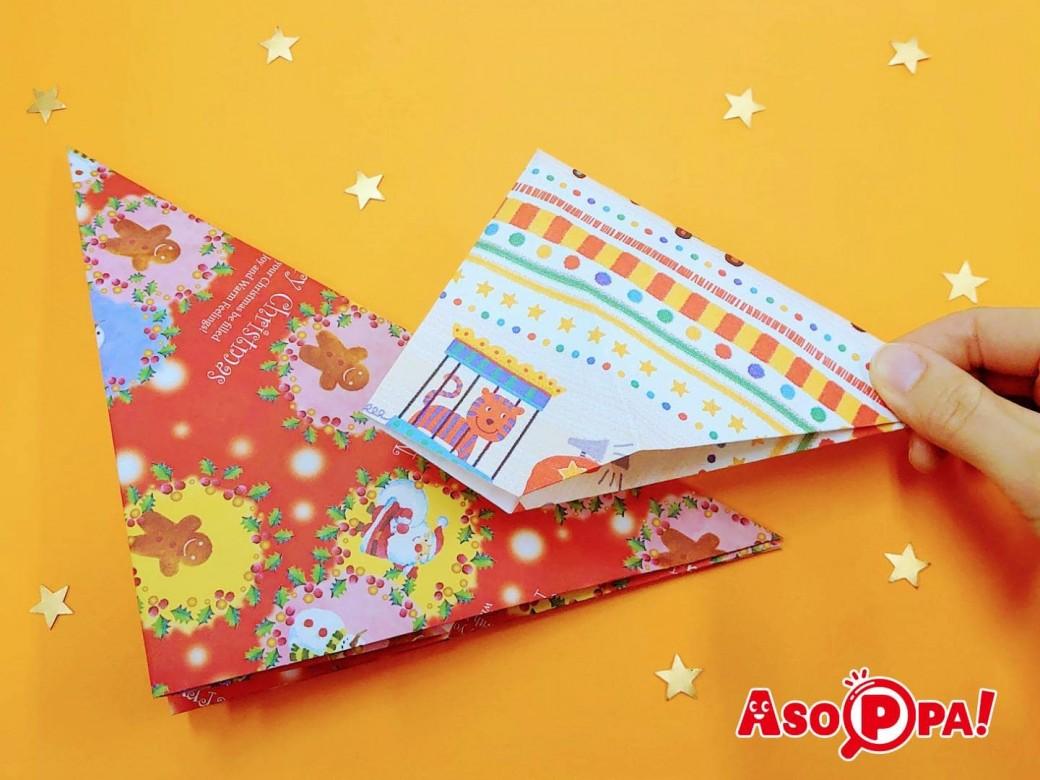 折り紙 紙鉄砲 【雨の日におすすめ】簡単手作りおもちゃ「紙鉄砲」で遊ぼう!